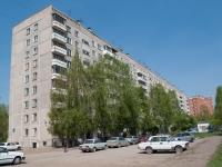 Новосибирск, улица Невельского, дом 51. многоквартирный дом