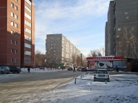 Novosibirsk, Nevelskogo st, house 51. Apartment house