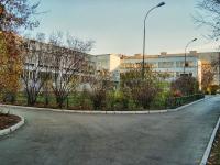 Новосибирск, улица Невельского, дом 53/1. школа №191