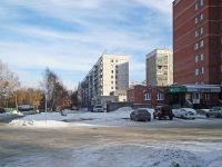 Novosibirsk, Nevelskogo st, house 55. Apartment house