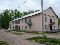 Novosibirsk, hostel НИПКиПРО, №2, The 3rd Zabaluyev alley, house 3
