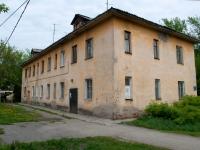 Новосибирск, переулок Порядковый 1-й, дом 4. многоквартирный дом