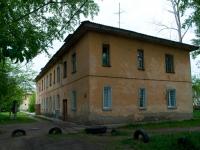 Новосибирск, переулок Порядковый 1-й, дом 6. многоквартирный дом