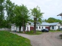 Новосибирск, переулок Порядковый 2-й, дом 3. офисное здание