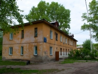Новосибирск, переулок Порядковый 2-й, дом 9. многоквартирный дом