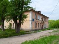 Новосибирск, переулок Порядковый 3-й, дом 2. многоквартирный дом