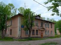 Новосибирск, переулок Порядковый 3-й, дом 3. многоквартирный дом