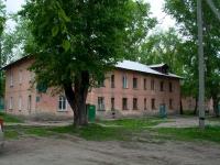 Новосибирск, переулок Порядковый 3-й, дом 5. многоквартирный дом