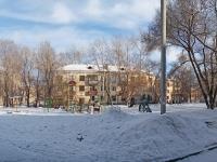 Новосибирск, улица Филатова, дом 1. многоквартирный дом