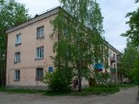 Новосибирск, улица Филатова, дом 3. многоквартирный дом