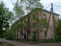 Novosibirsk, Filatov st, house 4. Apartment house