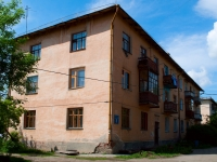 Novosibirsk, Filatov st, house 8. Apartment house