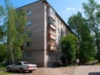 Новосибирск, улица Филатова, дом 10. многоквартирный дом