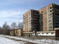 Novosibirsk, Filatov st, house 14. Apartment house