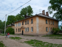 Novosibirsk, Khalturin st, house 6. Apartment house