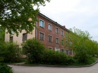 Novosibirsk, Khalturin st, house 18. Apartment house