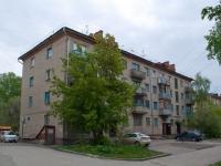 Новосибирск, улица Халтурина, дом 20А. многоквартирный дом