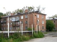 Новосибирск, улица Халтурина, дом 22. многоквартирный дом