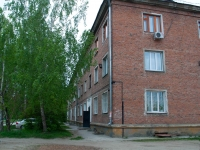 Novosibirsk, Khalturin st, house 24. Apartment house