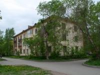 Новосибирск, улица Халтурина, дом 33. многоквартирный дом