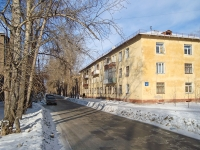 Novosibirsk, Khalturin st, house 41. Apartment house