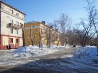 Новосибирск, улица Крашенинникова, дом 3. многоквартирный дом