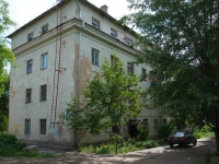 Novosibirsk, Krasheninnikov st, house 4. Apartment house