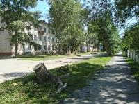 Новосибирск, улица Крашенинникова, дом 7. многоквартирный дом