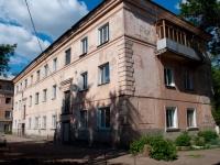 Новосибирск, улица Крашенинникова, дом 10. многоквартирный дом