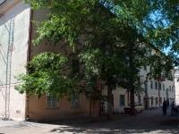 Новосибирск, улица Крашенинникова, дом 11. многоквартирный дом
