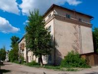 Новосибирск, Крашенинникова 3-й переулок, дом 6. многоквартирный дом