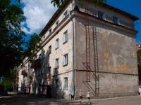 Новосибирск, Крашенинникова 3-й переулок, дом 10. многоквартирный дом