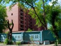 Новосибирск, Крашенинникова 3-й переулок. строящееся здание