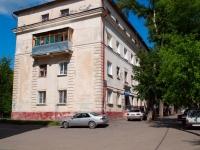 Novosibirsk, Plakhotnogo st, house 37. Apartment house