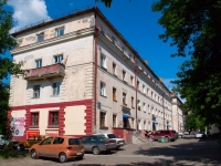 Novosibirsk, Plakhotnogo st, house 39. Apartment house