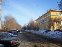 Novosibirsk, Plakhotnogo st, house 45. Apartment house