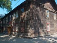 Новосибирск, улица Плахотного, дом 51. многоквартирный дом