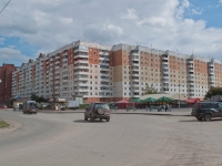 Novosibirsk, Plakhotnogo st, house 74. Apartment house