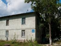 Novosibirsk, Plakhotnogo st, house 107. Apartment house