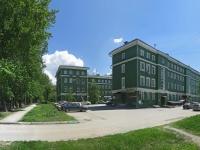 Новосибирск, улица Плахотного, дом 19. многоквартирный дом