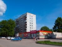 Новосибирск, улица Связистов, дом 11. многоквартирный дом