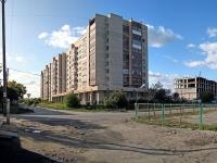 Новосибирск, улица Связистов, дом 13. многоквартирный дом