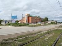 Новосибирск, улица Связистов, дом 17. офисное здание