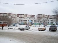 Новосибирск, улица Связистов, дом 115. детский сад №481, Колобок