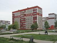 Новосибирск, улица Связистов, дом 119. многоквартирный дом
