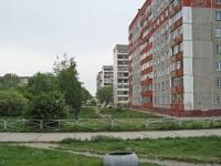 Новосибирск, улица Связистов, дом 127. многоквартирный дом