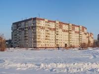 Новосибирск, улица Связистов, дом 131. многоквартирный дом