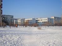 Новосибирск, улица Связистов, дом 135. лицей Информационно-экономический лицей