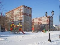 Новосибирск, улица Связистов, дом 143. многоквартирный дом