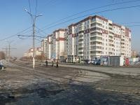 Новосибирск, улица Связистов, дом 147. многоквартирный дом